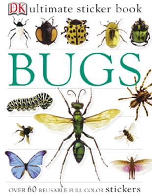 dk BUGS sticker book